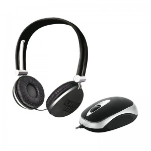 CASQUE SOURIS TRUST NIGHT RIDER