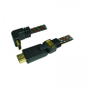 CABLE HDMI 1.4  4k 5M
