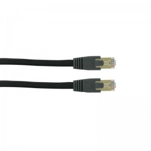 CABLE RESEAU R J 45 CAT 6 M/M 1M