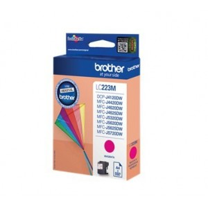 CARTOUCHE BROTHER LC223M MAGENTA