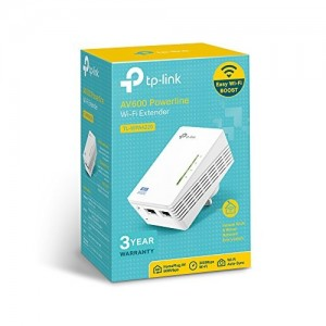 CPL TP-LINK AV 600 POWERLINE
