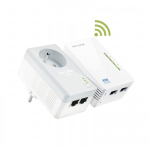 KIT CPL TP-LINK AV 600 WIFI N