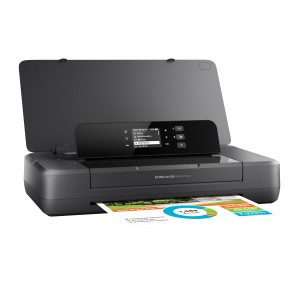 IMPRIMANTE HP OFFICEJET 200 MOBILE