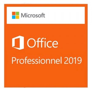 LICENCE MICROSOFT OFFICE PROFESSIONNEL 2019