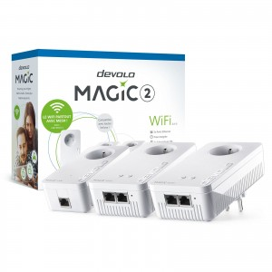 PACK CPL DEVOLO MAGIC 2 WIFI