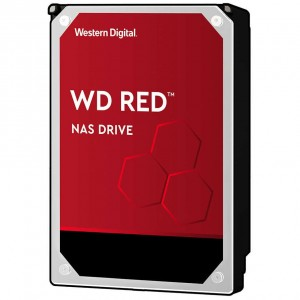 DISQUE DUR 3.5 WESTERN DIGITAL WD RED 2 TO SATA 6Gb/s