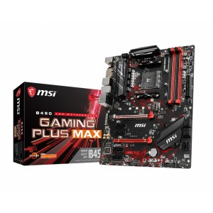 CARTE MERE MSI B450 GAMING PLUS MAX