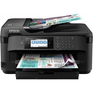IMPRIMANTE EPSON WORKFORCE WF-771DWF