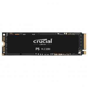 SSD CRUCIAL P5 M.2 PCIE NVME 500 GO